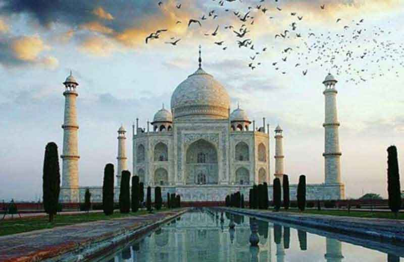 Taj Mahal Full Day Tour